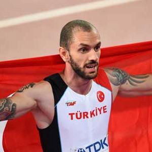 Ramil Guliyev'den 3. Türkiye rekoru