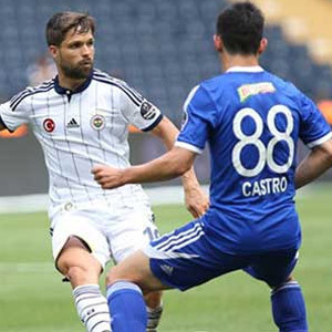 Fenerbahçe'den büyük üstünlük