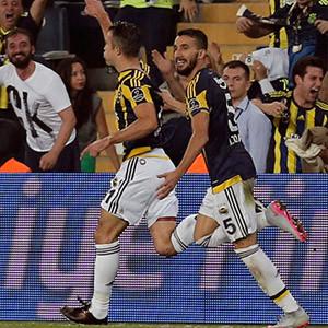 Fenerbahçe'ye 22 milyon TL'lik gelir !