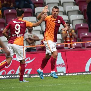 Galatasaray siftah yaptı !