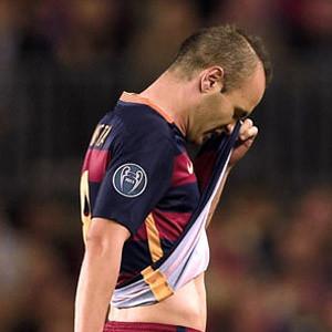 Barcelona'ya Iniesta şoku ! Durumu ciddi...