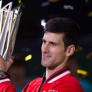 Djokovic sezonun 9. şampiyonluğunu kazandı