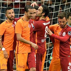 Galatasaray'da Saraybosna maçı kadrosu