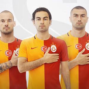 Galatasaray forma sponsorunu buldu !