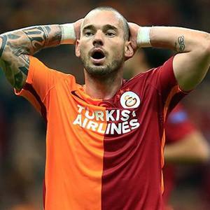 Sneijder Kayserispor maçında yok !