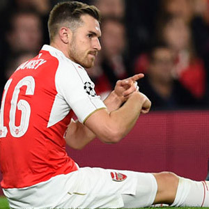 Arsenal'e Ramsey'den kötü haber !