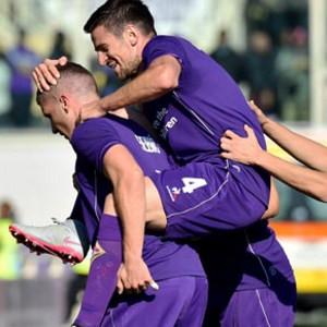 Fiorentina liderliği ele geçirdi