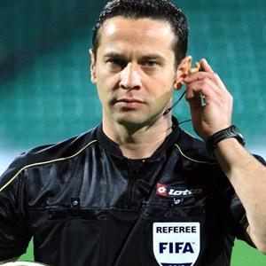 UEFA'dan Hüseyin Göçek ve Halis Özkahya'ya görev