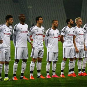 Beşiktaş'ta şaşırtan benzerlik
