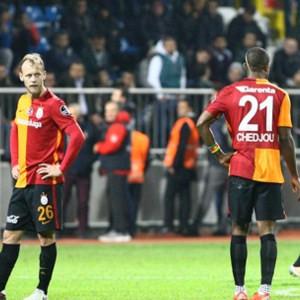 Galatasaray'da teşhis konuldu
