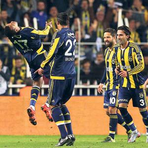 Bahisçilerin gözdesi Fenerbahçe