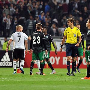 Beşiktaş-Sporting Lizbon maçına Alman hakem