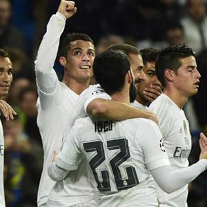 Real Madrid rekoru egale etti !