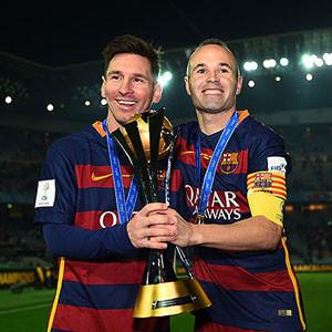 Messi ve İniesta: Kupa varsa alırız
