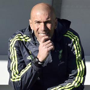 Zinedine Zidane sahaya indi