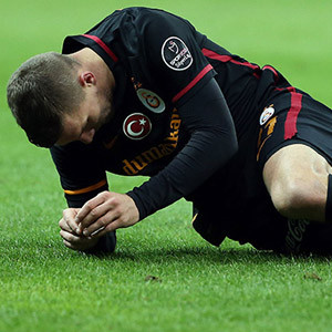 Galatasaray'da büyük şok ! Podolski...