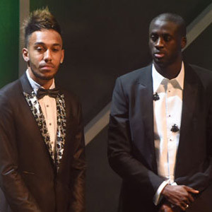 Yaya Toure, Aubemeyang'ın ödül almasını hazmedemedi