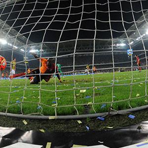 Süper Lig'de yerliler gole yabancı