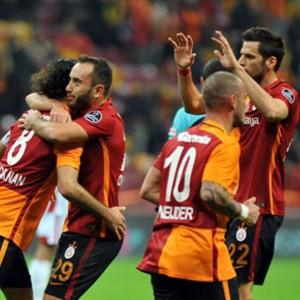 Galatasaray 7 maçtır kaybetmiyor