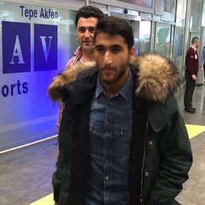 Beşiktaş'ın yeni transferi Aras Özbiliz İstanbul'a geldi