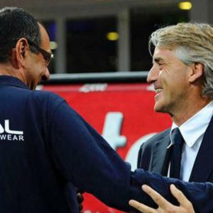 Mancini ile Sarri barıştı