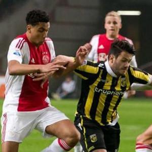 Lider Ajax tam gaz