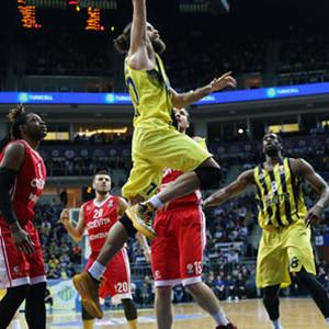 Fenerbahçe'den müthiş zafer