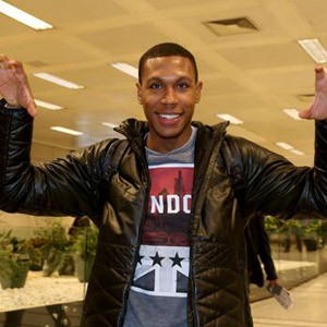 Marcelo Guedes, İstanbul'da
