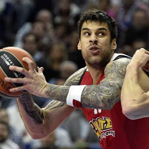 Haftanın MVP'si Georgios Printezis