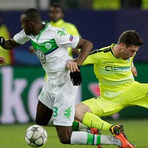 Wolfsburg çeyrek finalde