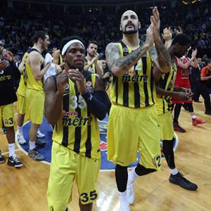 Fenerbahçe çeyrek finali garantiledi