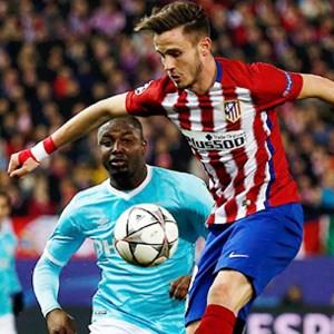 Atletico penaltılarla turladı !