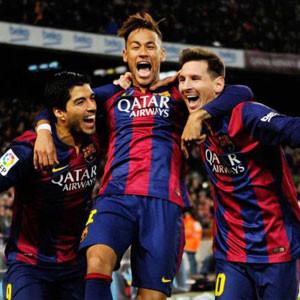 ''Barcelona 'MSN'den ibaret değil''