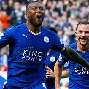Leicester şampiyonluğa yürüyor