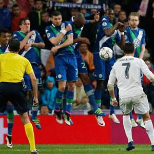 Real Madrid'de Ronaldo şov !