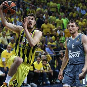 Fenerbahçe, Real Madrid'i ezdi geçti !