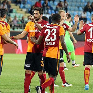 Galatasaray'a Avrupa piyangosu !