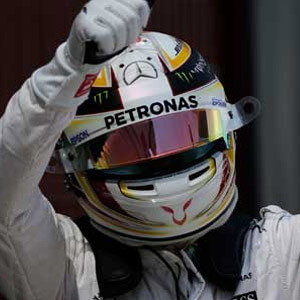 İspanya'da Hamilton ilk sırada