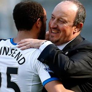 Benitez 3 yıllık imzayı attı