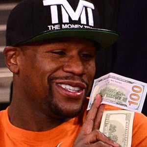 Floyd Mayweather'dan 170 bin dolarlık bahis