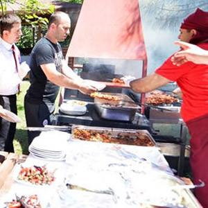 Galatasaray'dan Ramazan ayında mangal partisi