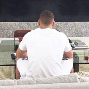 Karim Benzema'dan imalı mesaj