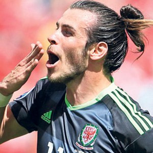 Gareth Bale fırtınası !