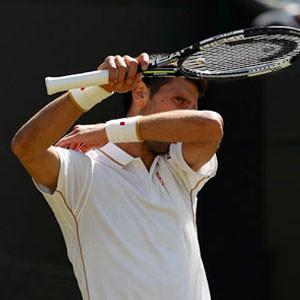 Djokovic'ten erken veda !