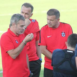 Trabzonspor'da iki eksik