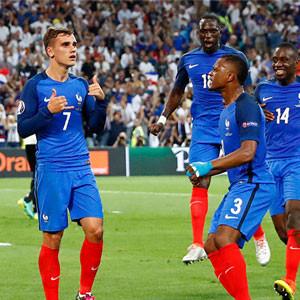 Fransa'yı Griezmann finale taşıdı !