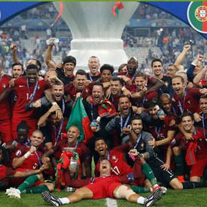 Portekiz kupasını aldı !