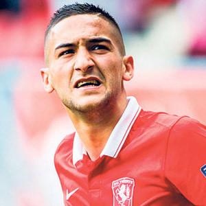Fenerbahçe'den flaş Hakim Ziyech kararı