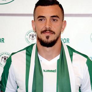 Ioan Hora resmen Konyaspor'da