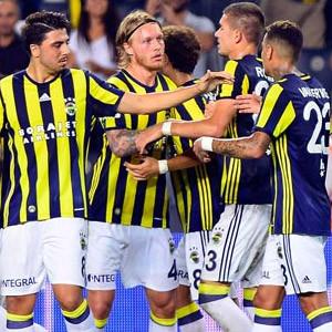 Fenerbahçe'de Dick Advocaat etkisi